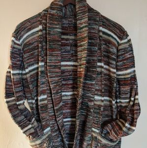 Vintage open Cardigan with pockets
